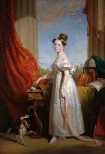 Princess_Victoria_and_Dash_by_George_Hayter